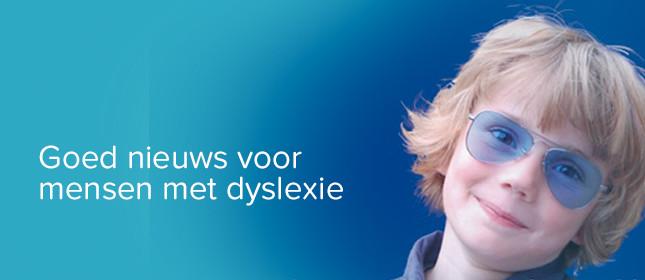 Contactlenzen bij dyslexie