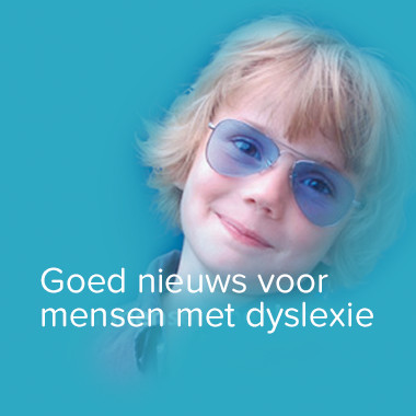 Dyslexie en kleurenblindheid